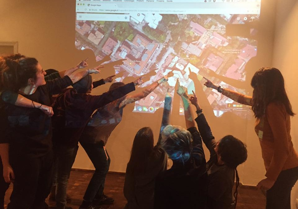 Chiamata artisti per Spazi Urbani #Trasparenze5