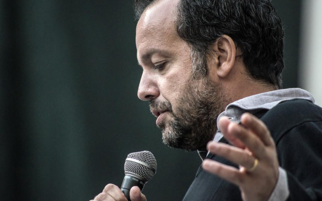 """Emigranti Esprèss"" di Mario Perrotta"