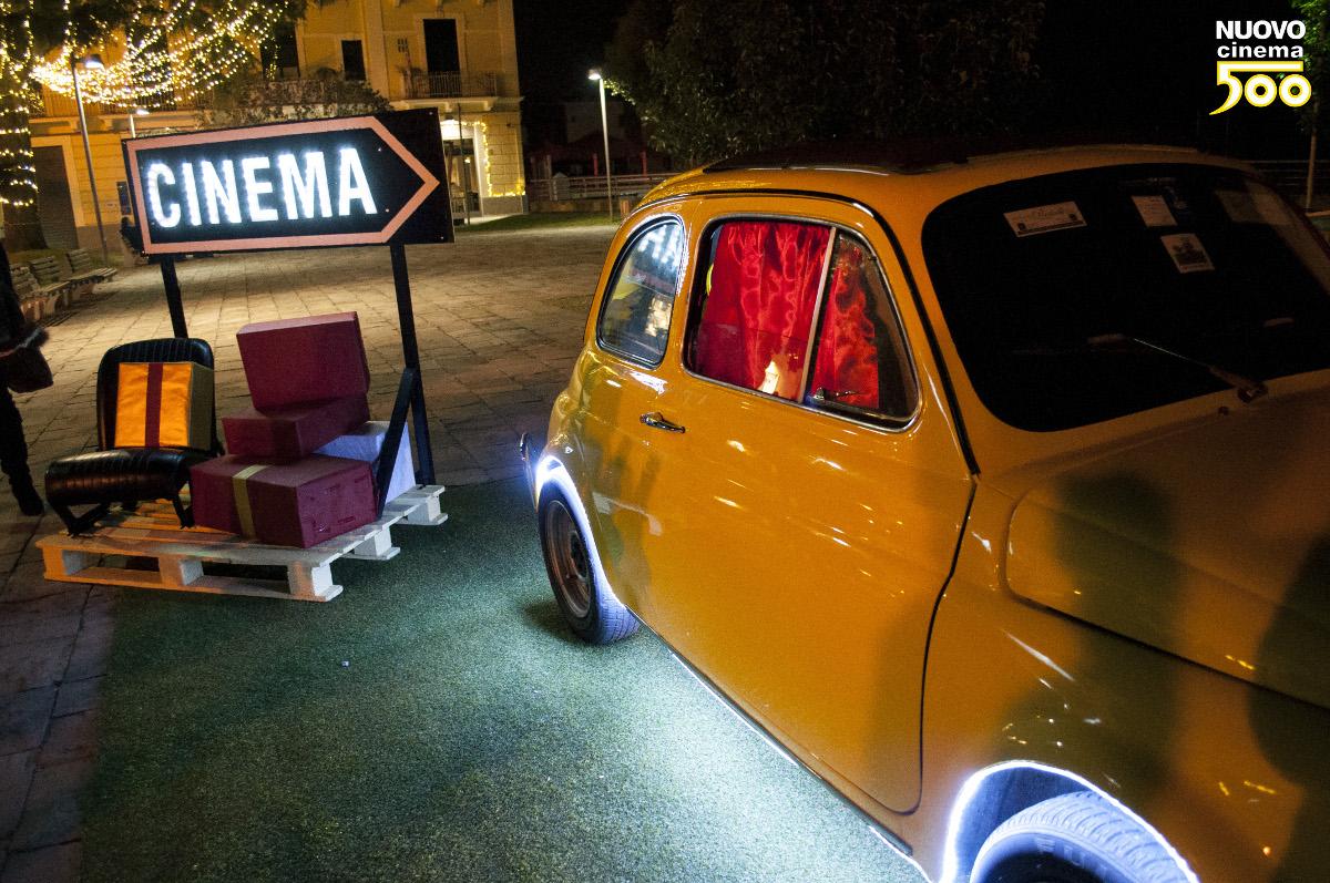 Nuovo cinema 500 - 1