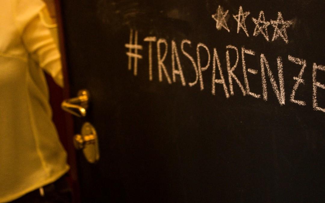 Trasparenze Festival: nessuno spettatore, tutti coinvolti