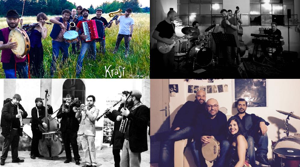 Musica e concerti a #Trasparenze5