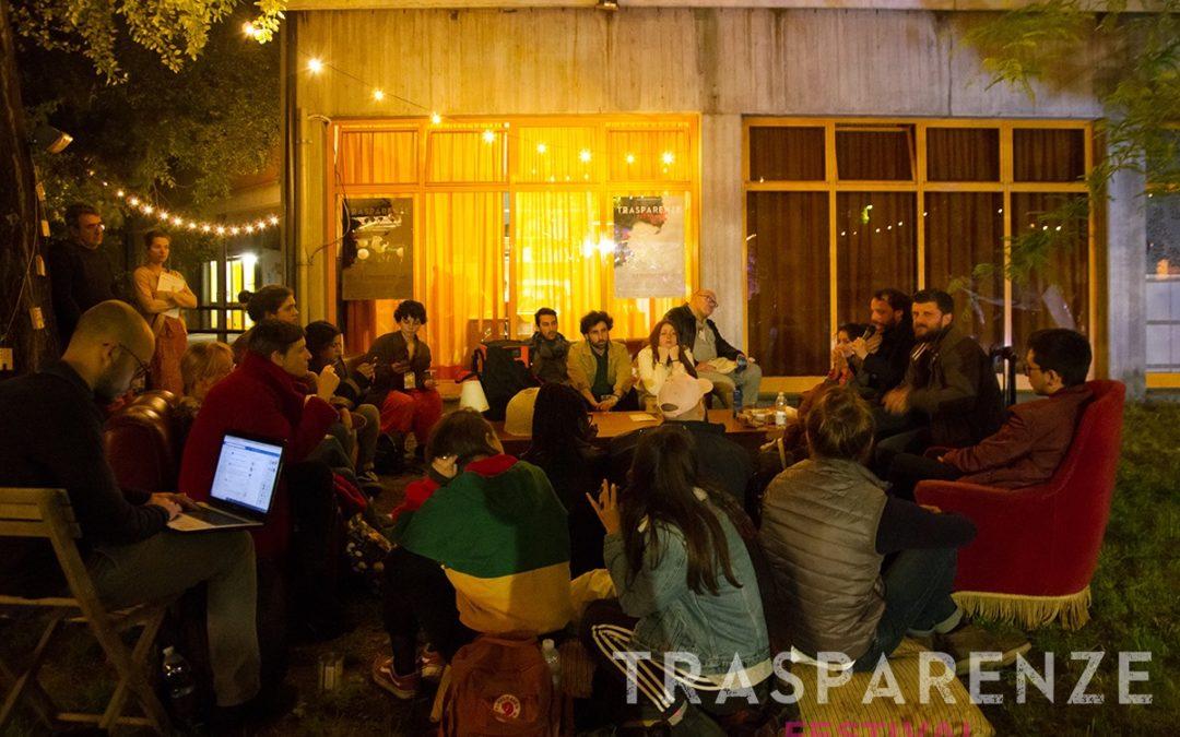Esito Chiamata artisti per i Cantieri di #Trasparenze8
