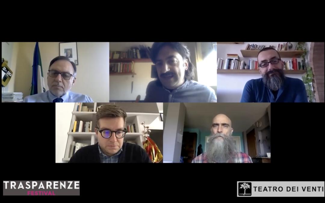 Ci prepariamo a Reinventare Utopie #videotalk