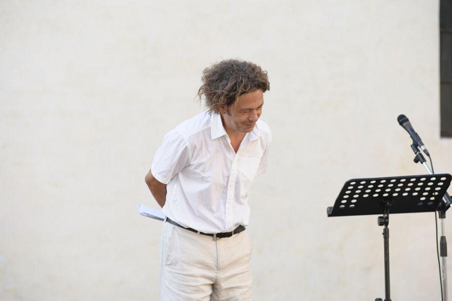 Michele Santeramo – 7 agosto Gombola